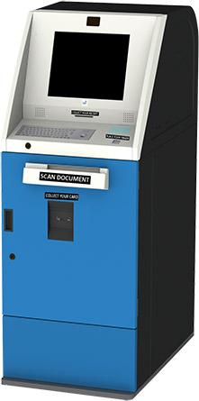 AO & CP Kiosk: BK 4000