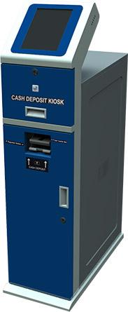 Cash Deposit: BK 4000