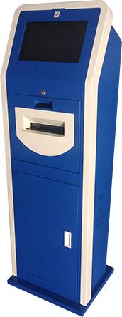 Multifunction Kiosk: BK 4000