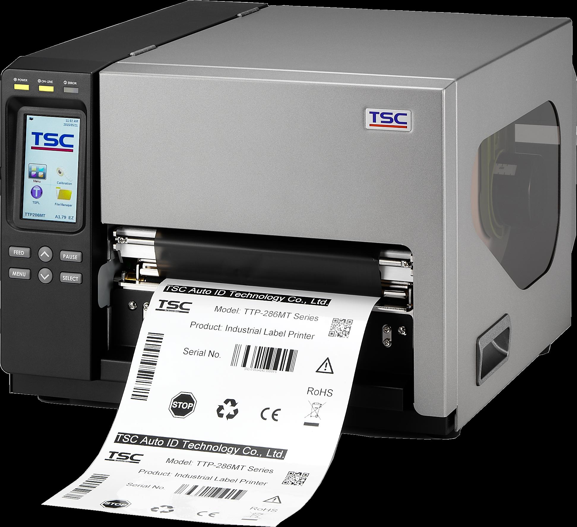 TSC TTP-286MT Series