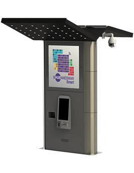 Self-service-terminals-others-Smartcity-Outdoor